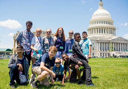 Washington DC Middle School Capitol Hill