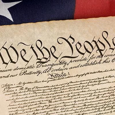 US Constitution We the people