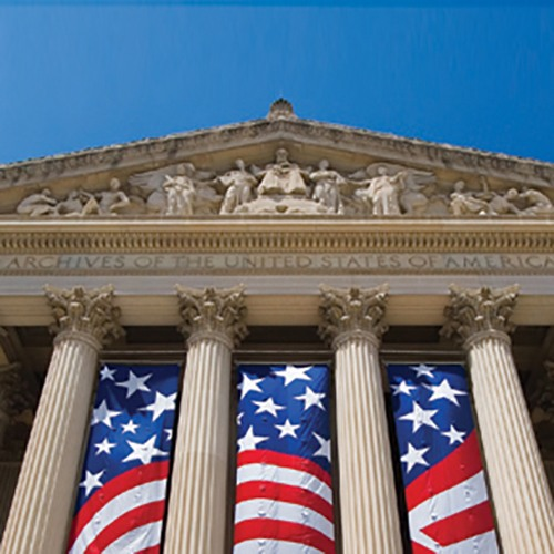 US Archives DC