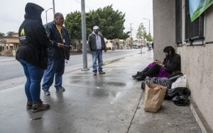Homeless COVID