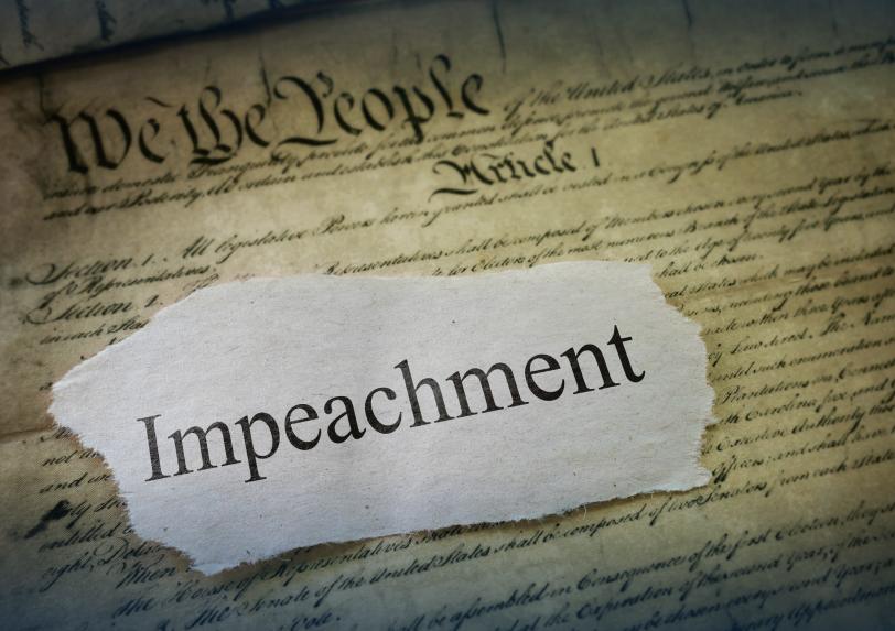 Impeachment Issue Discussion