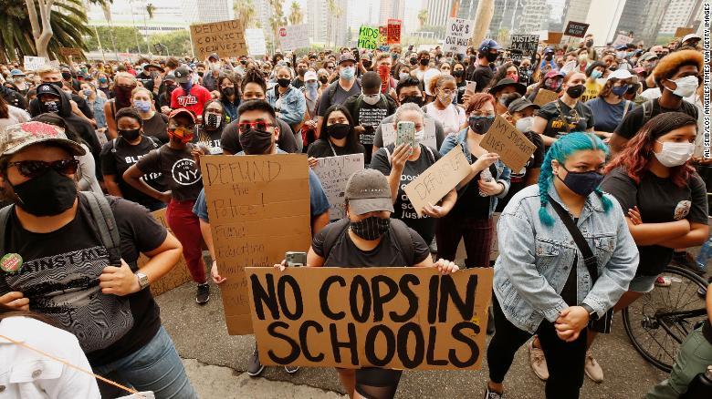 #CounselorsNotCops