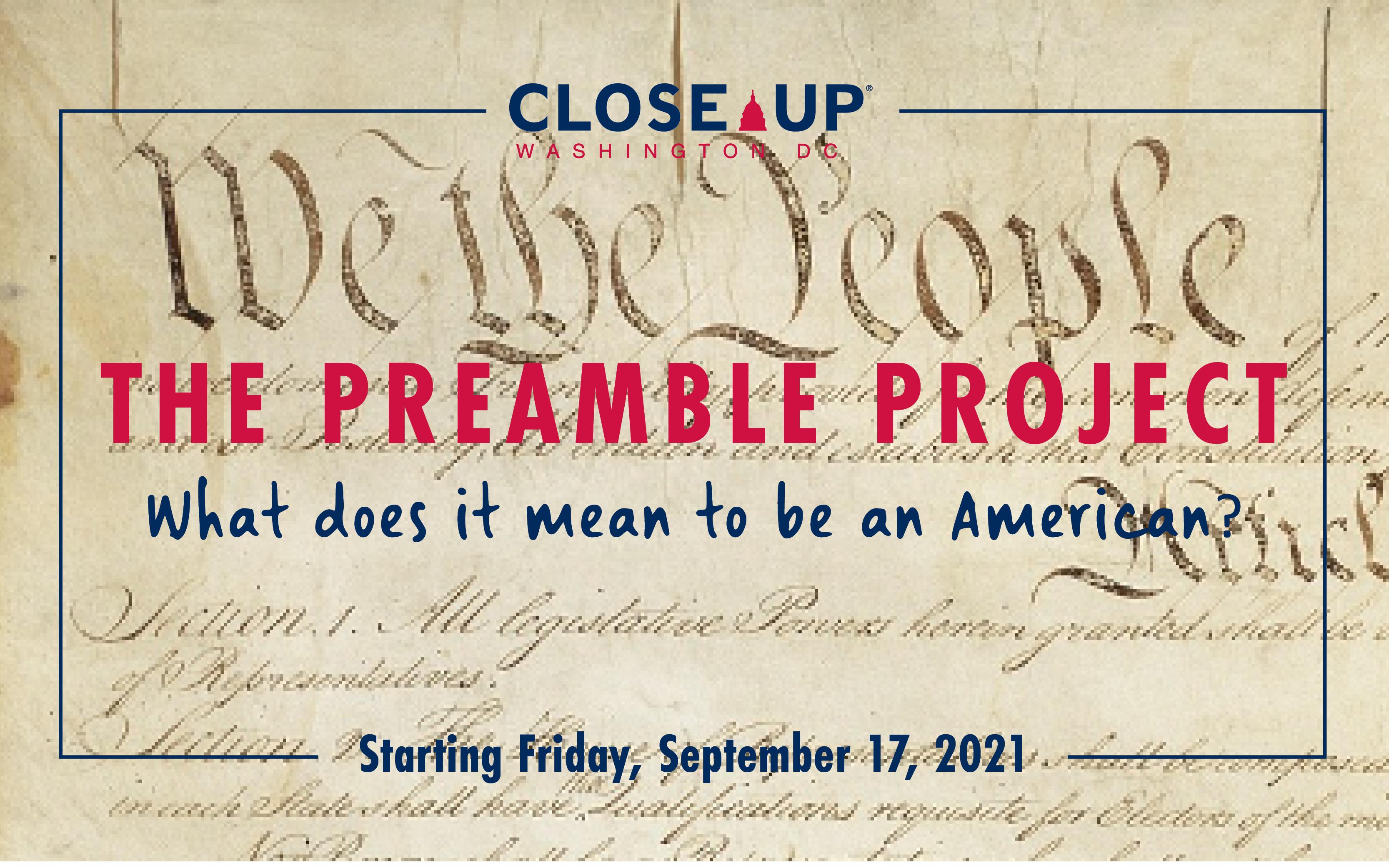 Preamble Project