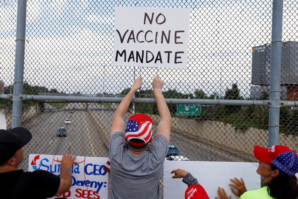 No Vaccine Mandate